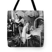 Dressing Room, C1900 Tote Bag