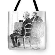 Dreyfus Affair 1899 Tote Bag