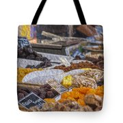 Dried Fruits Tote Bag
