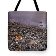 Dried Leaves Of The Sea Tote Bag
