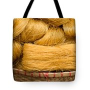 Dried Rice Noodles 04 Tote Bag