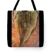 Dried Salted Codfish Back Tote Bag