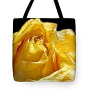 Dried Yellow Rose II Tote Bag