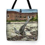 Drift Wood Seal Tote Bag