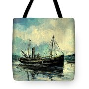 Drifter Tote Bag by Luke Karcz