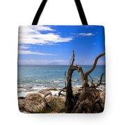 Driftwood Island Tote Bag