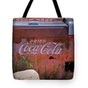 Drink Coca Cola Tote Bag