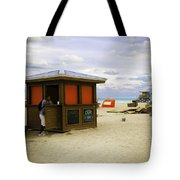 Drink Of The Day - Miami Beach - Florida Tote Bag