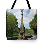Drinking Fountain - Bakewell Tote Bag