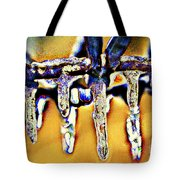Dripping Away Tote Bag