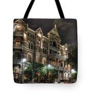 Driskill Hotel Tote Bag