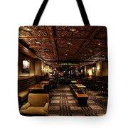 Driskill Hotel Upper Lobby Tote Bag