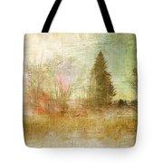 Home Skyline Tote Bag
