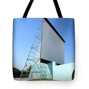 Drive-in Movie Tote Bag