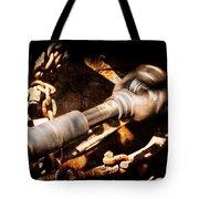 Drive Shaft - 2 Tote Bag