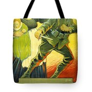 Drive Them Out Tote Bag