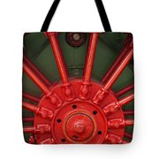 Drive Wheel Tote Bag