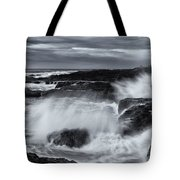 Driven By The Storm Tote Bag