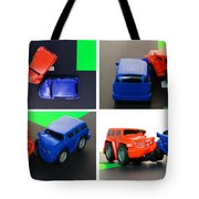 Driver's Ed Tote Bag