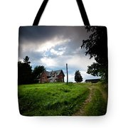 Driveway Home Tote Bag by Cale Best