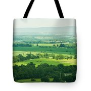 Driving By Tote Bag
