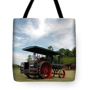 Driving The Engine Tote Bag