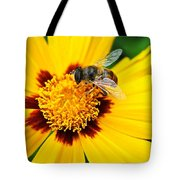 Drone Bee Tote Bag