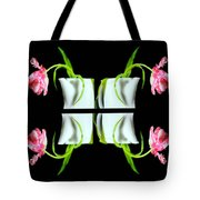 Droopy Tulips Tote Bag