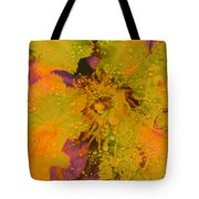 Droplets Two Tote Bag