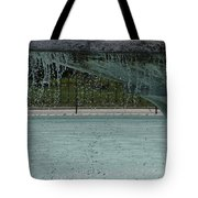 Drops In The Fountain Tote Bag