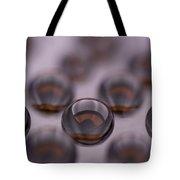 Drops Of Water II Tote Bag