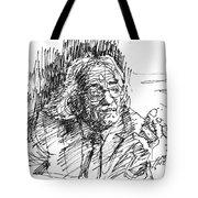 Drtero Agolli Albanian Writer Tote Bag