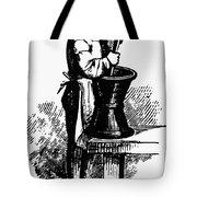 Druggist, 19th Century Tote Bag