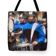 Drummers Tote Bag