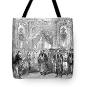 Drury Lane Theatre, 1854 Tote Bag
