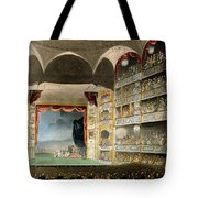 Drury Lane Theater Tote Bag