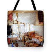 Dry Cleaner - The Laundry Room Tote Bag by Mike Savad