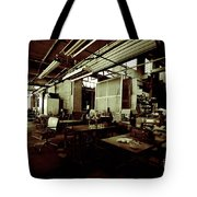 Dry Cleaning Plant Tote Bag