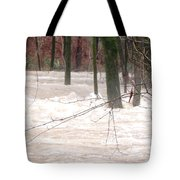 Dry Creek-but Swift Waters Tote Bag