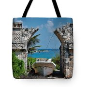 Dry Dock Tote Bag