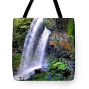 Dry Falls 2 In Western North Carolina Tote Bag