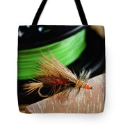Dry Fly - D003399b Tote Bag