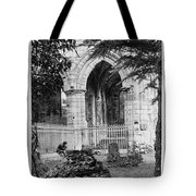 Dryburgh Abbey, 1866 Tote Bag