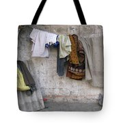 Drying Tote Bag