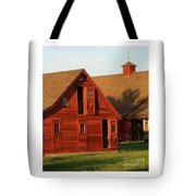 Dual Barns-3811 Tote Bag