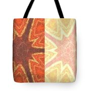 Dual Personality Tote Bag by PainterArtist FIN