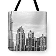 Dubai  Tote Bag