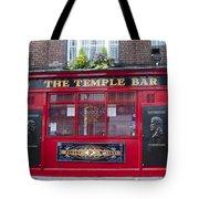 Dublin Ireland - The Temple Bar Tote Bag