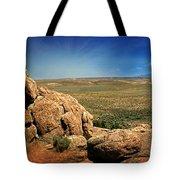 Dubois Landscape Tote Bag