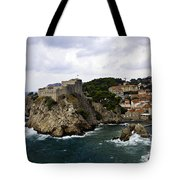 Dubrovnik In Focus Tote Bag